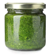 Fresh Pesto from Everything Homemade Small