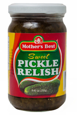 Mother's Best Sweet Pickle Relish 250g