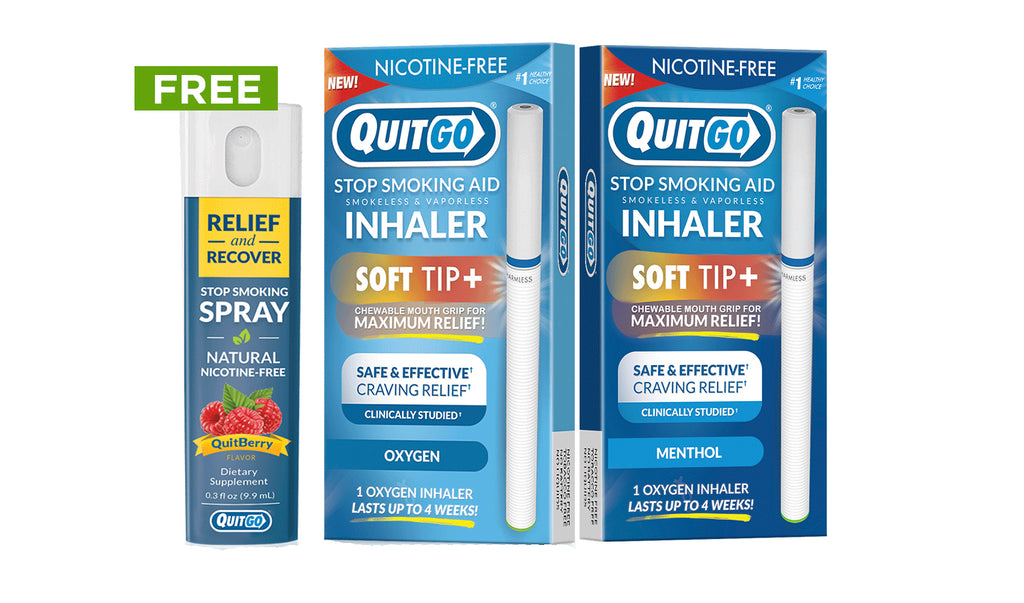 QuitGo® - Basic Quit Kit™