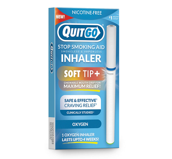 QuitGo® | Stop Smoking Inhaler