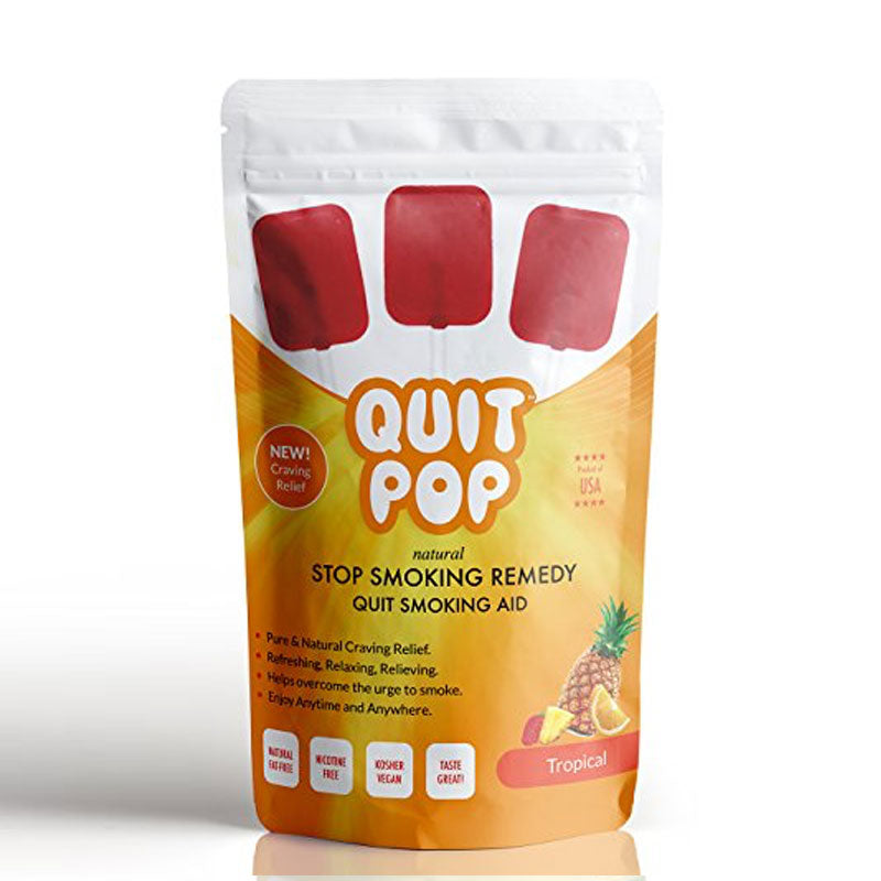 QuitPop - Stop Smoking Aid