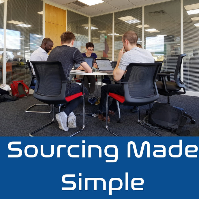 2 Day Sourcing Made Simple Live - Practical Sourcing Workshop