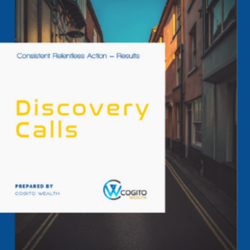 Discovery Calls Book - Physical Copy