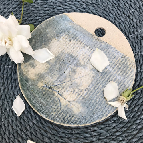 FADED SUMMER SMALL PLATTER