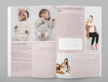 Load image into Gallery viewer, Download our free Pregnancy Guide E-Book.