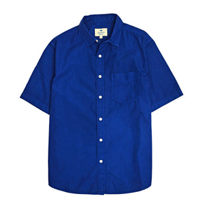 Sunshine Blues Twilight Blue Short Sleeve Shirt