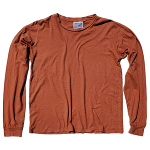 Jungmaven Atwater Long Sleeve Tee