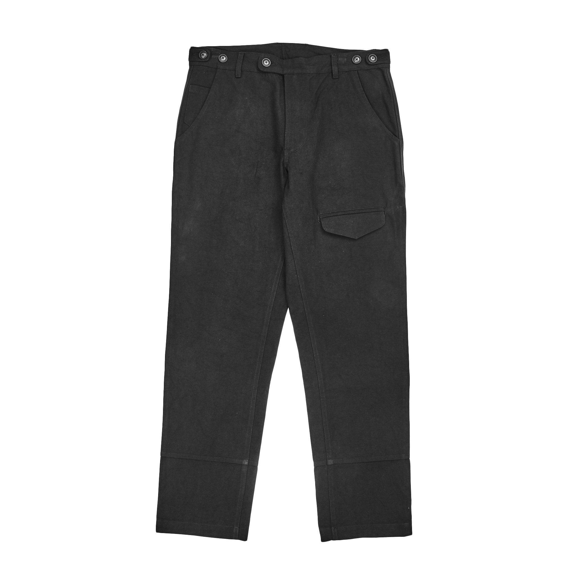 Corridor Heavy Canvas Flap Pants