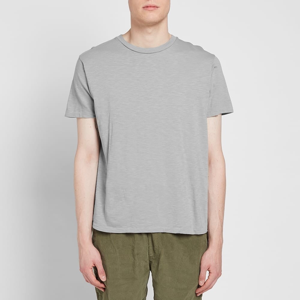 Velva Sheen Rolled Cotton Tee