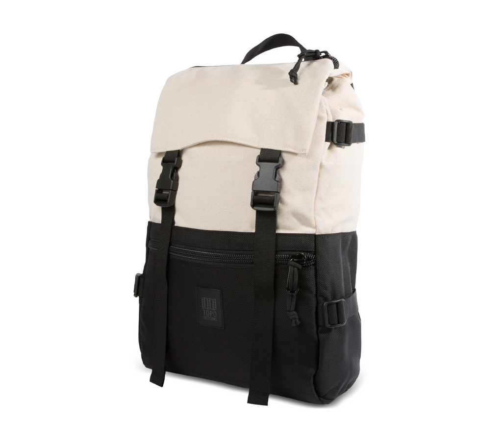 Topo Designs Rover Pack - Natural/Black
