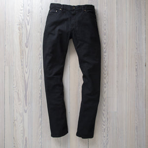 Raleigh Denim Martin Stretch - Black