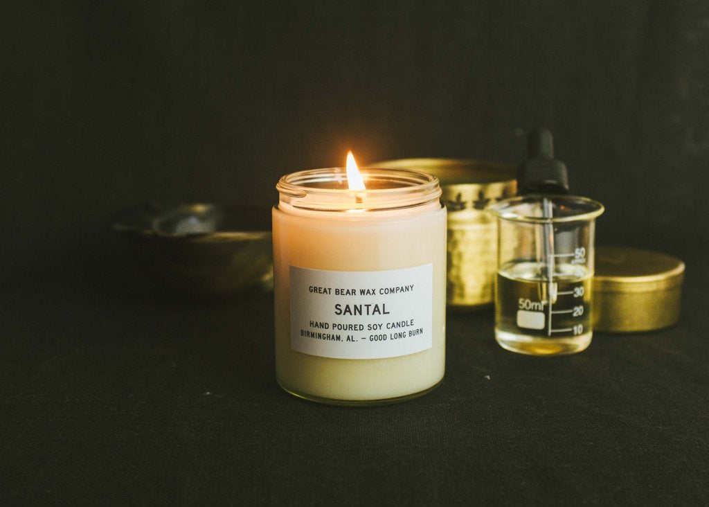 Great Bear Wax - Santal