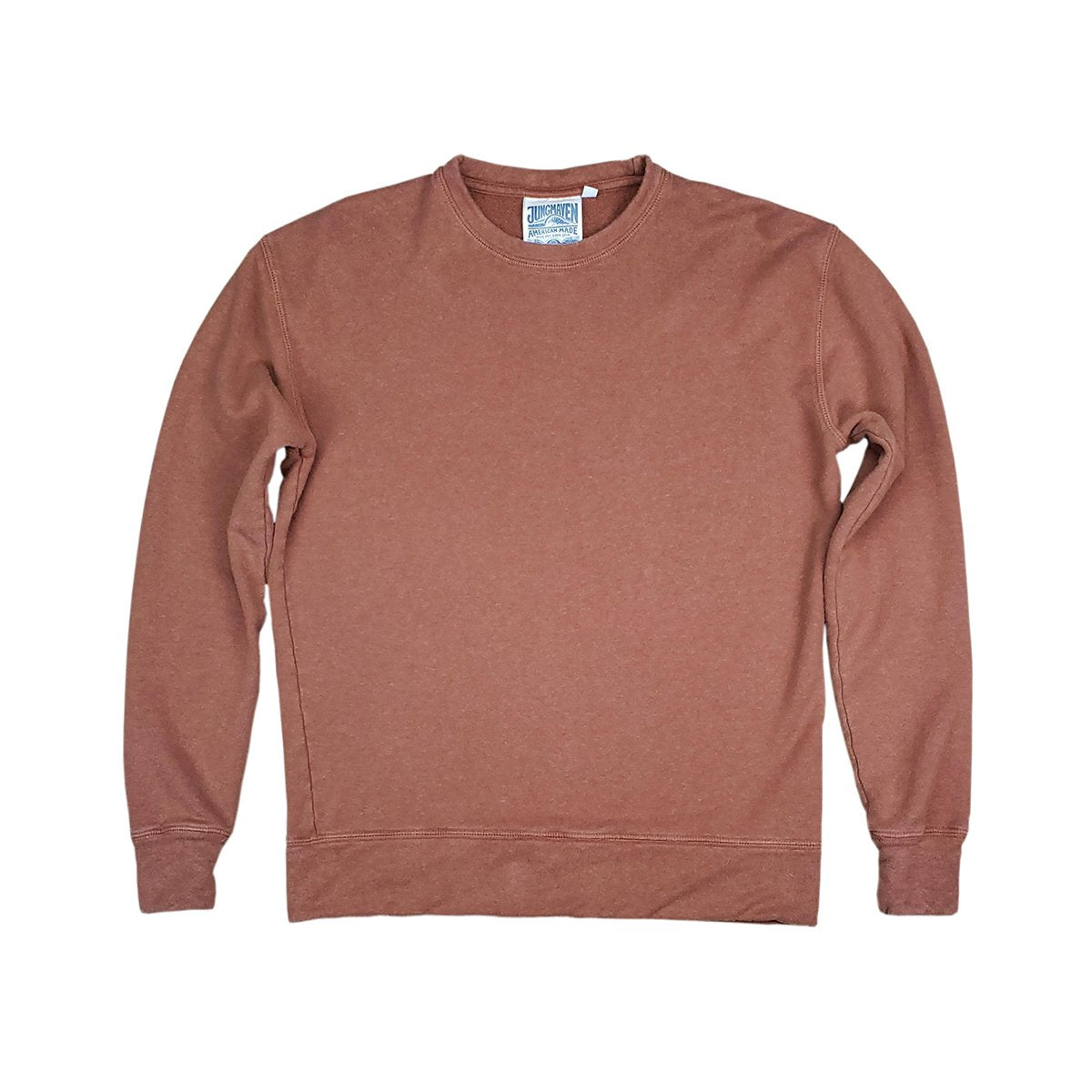 Tahoe Terry Sweatshirt in Terracotta