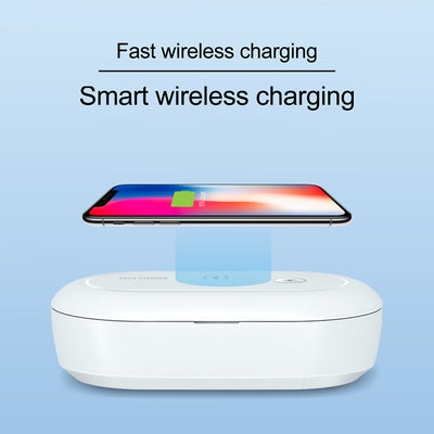 UV Sanitizer and Wireless Charging 2 In 1