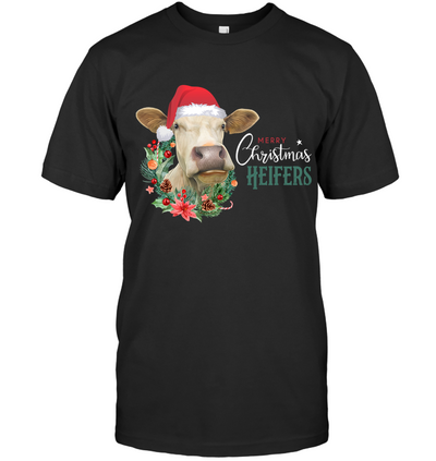 Merry Christmas Heifers