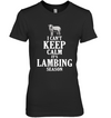 Farmer Can't Keep Calm It's Lambing Season