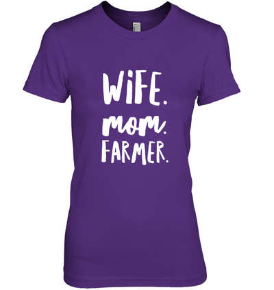 Wife Mom Farmer