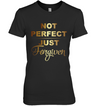 not perfect just forgiven