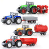 4PCS Alloy Engineering Car Model Tractor for Kids
