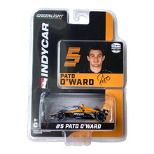 Load image into Gallery viewer, *Autographed* NTT IndyCar Series Patricio O'Ward #5 Arrow McLaren SP 1:64 Diecast Car