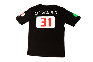 Patricio O'Ward Short Sleeve T-Shirt White 31