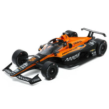 Load image into Gallery viewer, *Autographed* NTT IndyCar Series Patricio O'Ward #5 Arrow McLaren SP 1:18 Diecast Car