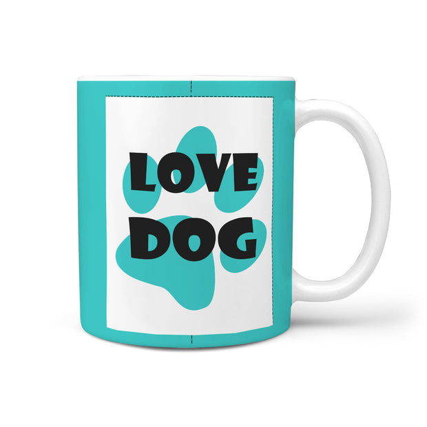 Love Dog Mug - The product stop