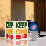 KEPP ONE ROLLED Personalized Lamp