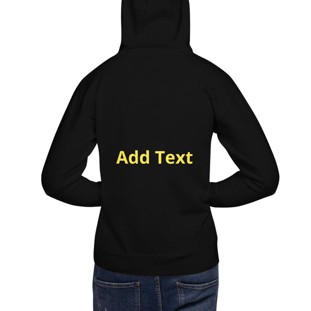 Unisex Hoodie with Convenient Pouch Pocket - Cool Design