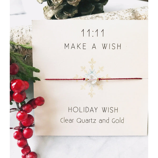 Holiday Wish Bracelet