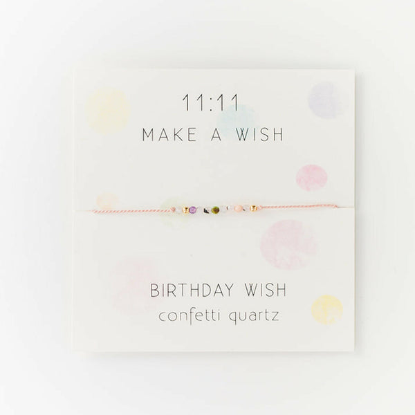 Birthday Wish Bracelet