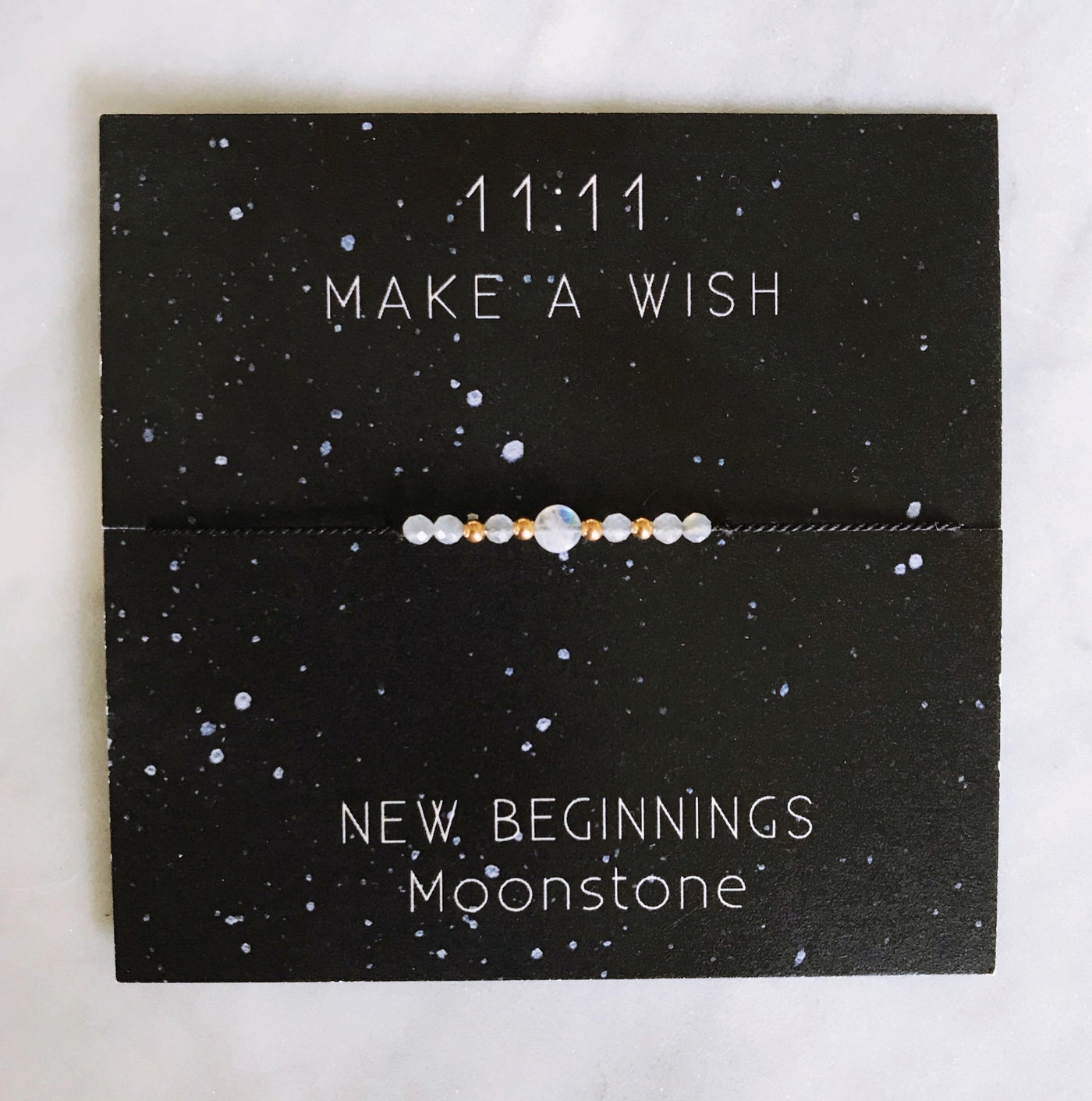 New Beginnings 2 Wish Bracelet