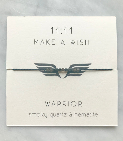 Warrior Wish Bracelet