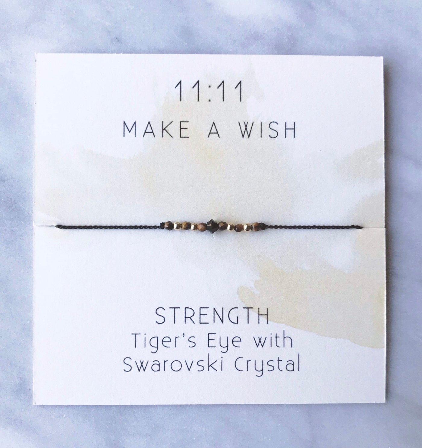 Strength Wish Bracelet 2