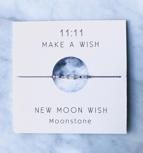 New Moon Wish