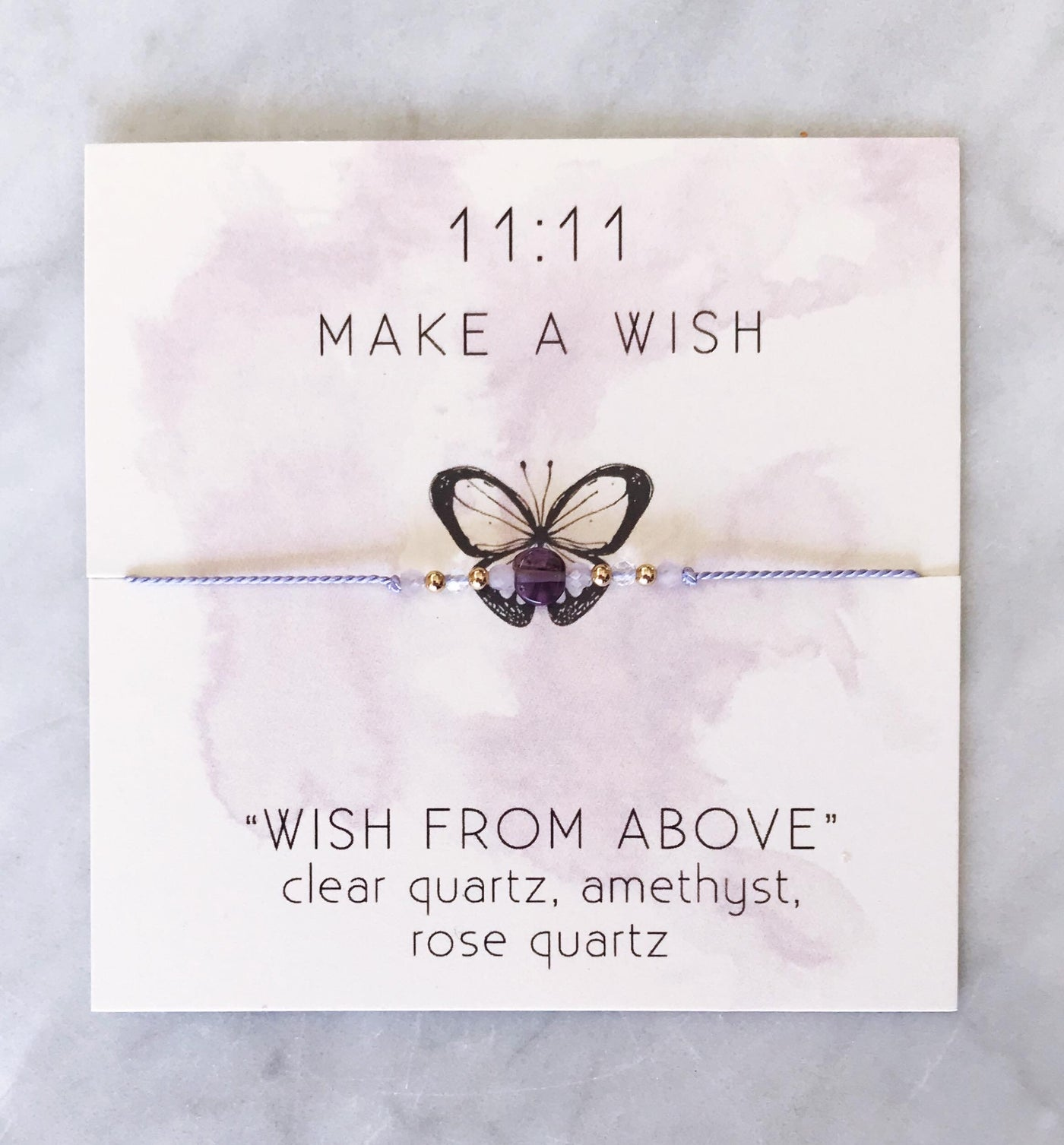 A Wish From Above Wish Bracelet