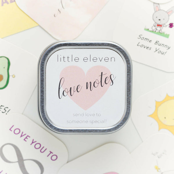 Little Eleven Love Notes
