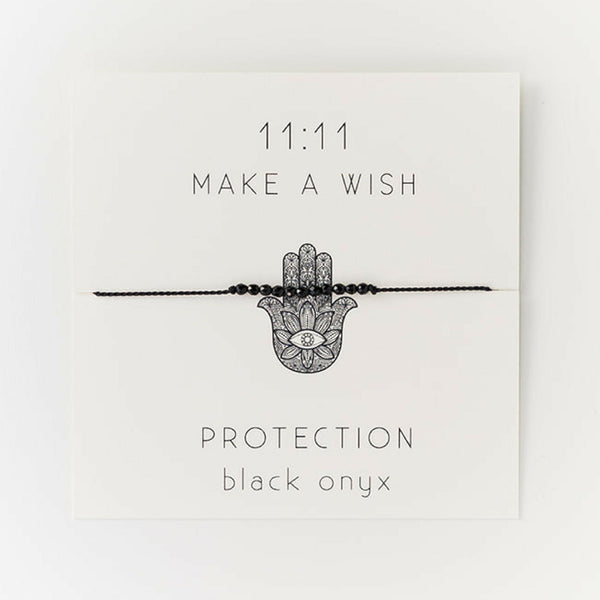 Protection Wish Bracelet