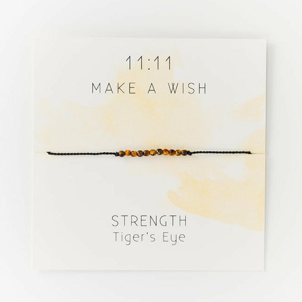 Strength Wish Bracelet
