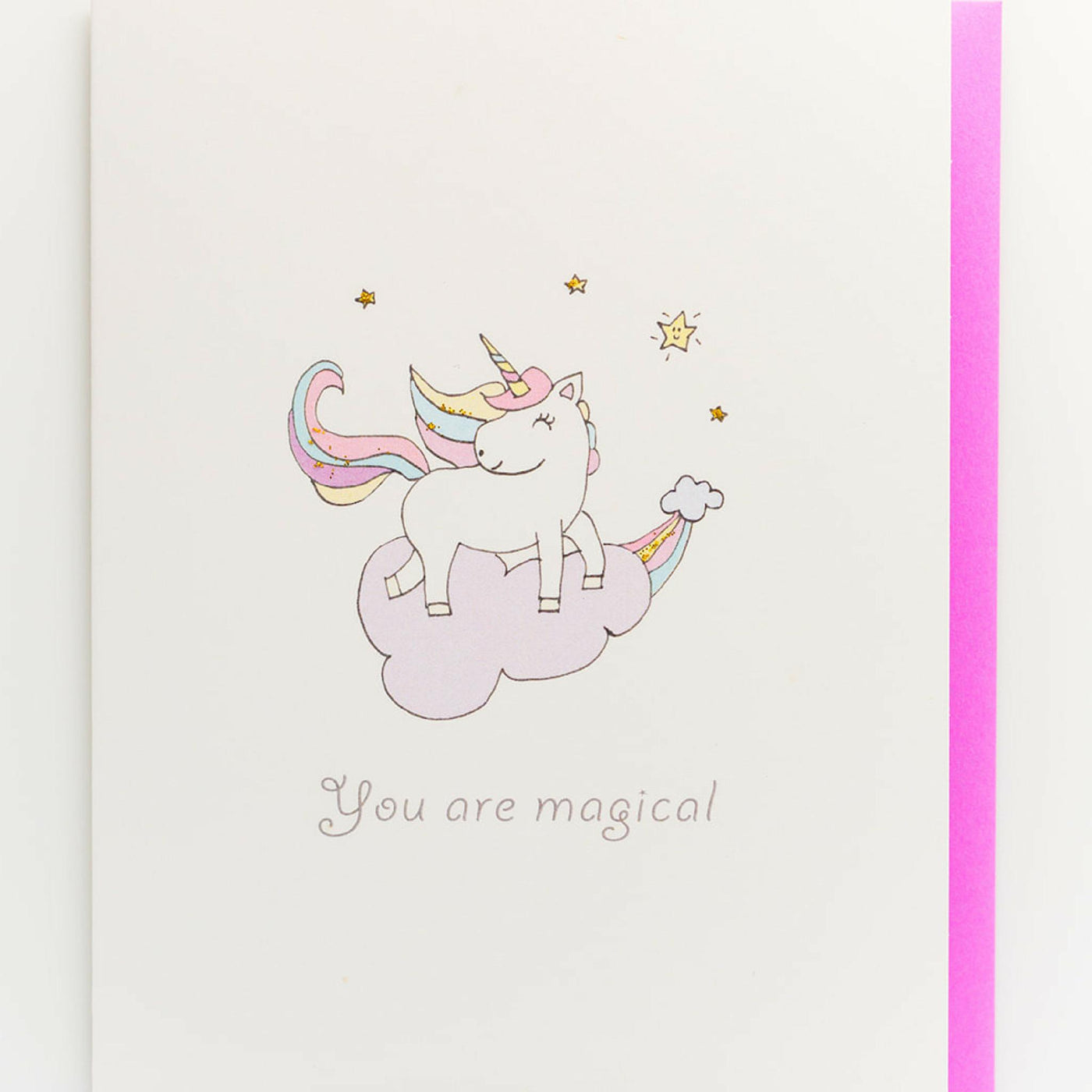 You Are Magical Greeting Card