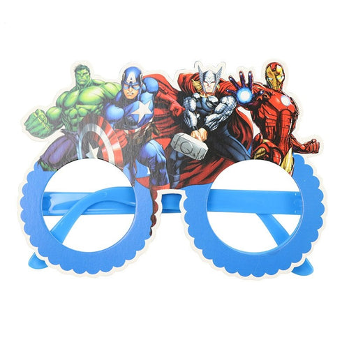 The Avengers Paper Wear Glasses