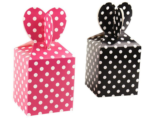 Polka Dots Pattern Party Loot Box