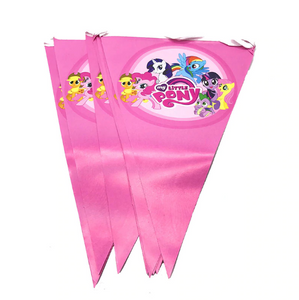 2.5 Meters Long Little Pony Print Party Banner