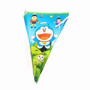 Doraemon Themed Printed Party Banner