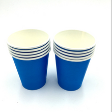 Load image into Gallery viewer, 10 PCS. Various Type of Plain Colored Party Cups
