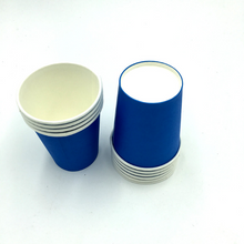 Load image into Gallery viewer, Plain Royal Blue Colored Party Cups