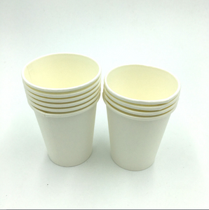 Plain White Party Cups
