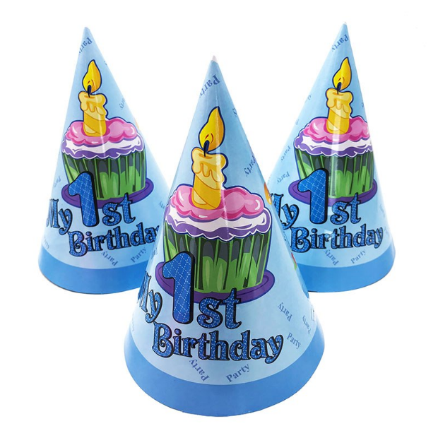 First Birthday Party Hats