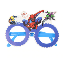 Load image into Gallery viewer, Spiderman Paper Wear Glasses