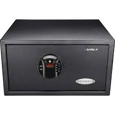 Barska Optics 0.99 Cubic Feet Biometric Keypad Safe
